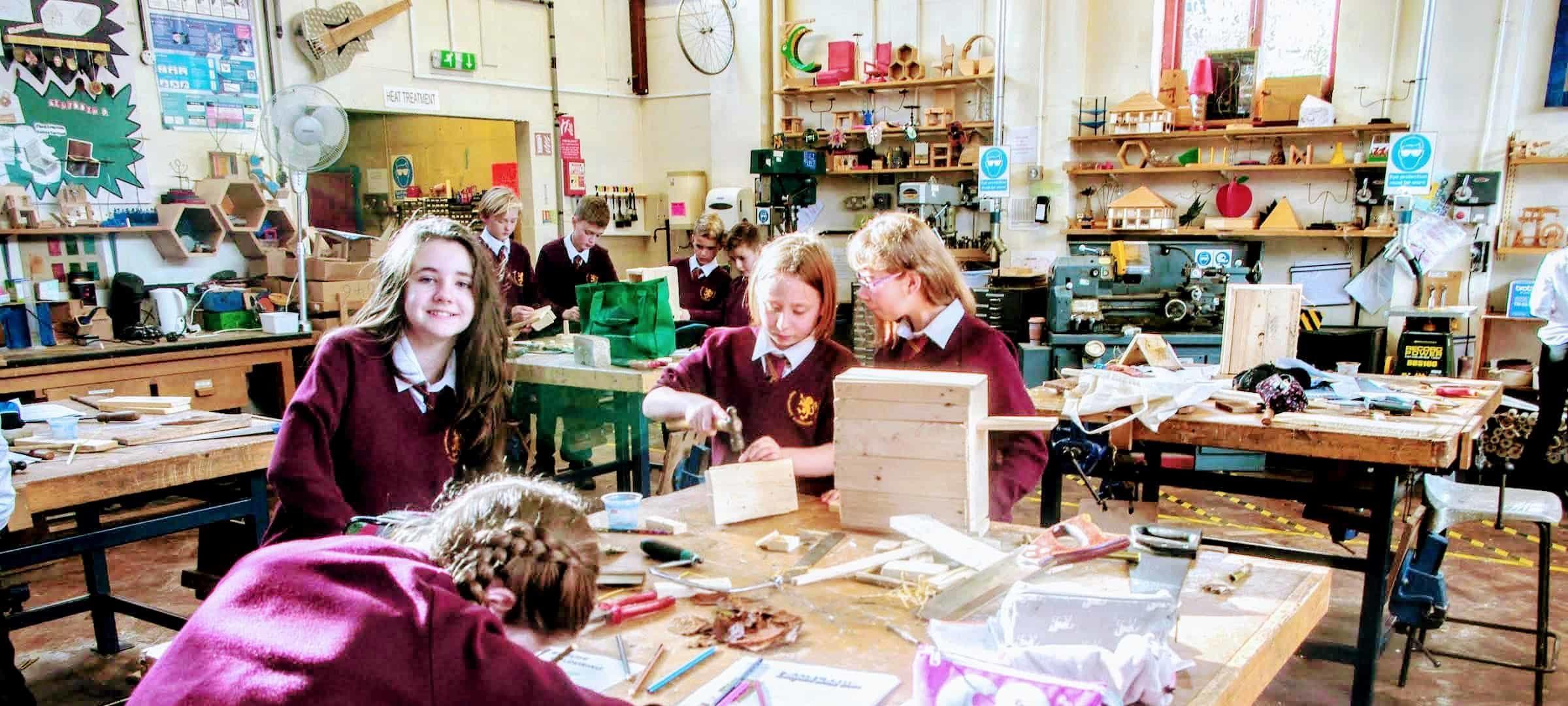 Ysgol Uwchradd Llanidloes High School Subjects